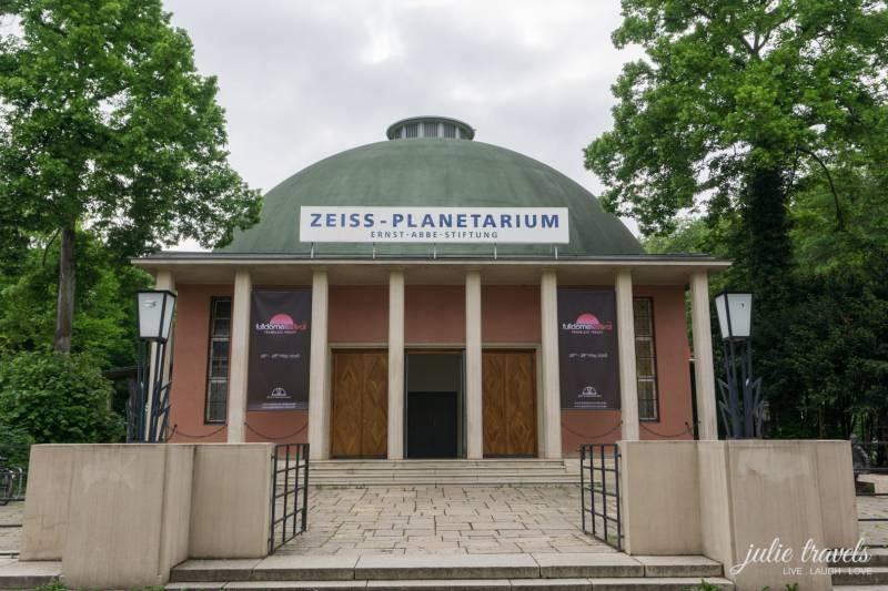 Zeiss Planetarium Jena