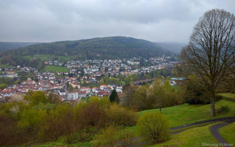 Bad Orber Aussicht