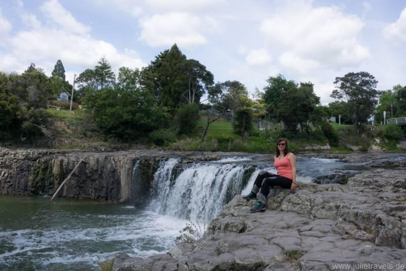 Wasserfall bei Paihia