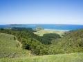 Ausblick auf Matauri Bay