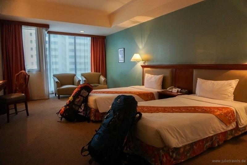 Tai Pan Hotel Bangkok
