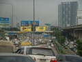 Traffic Jam Bangkok