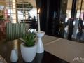 Tischdeko Panorama Restaurant Bio-Seehotel Zeulenroda