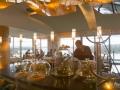 Buffet mit Aussicht im Bio-Seehotel Zeulenroda