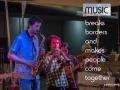 Musiker auf dem Night Market