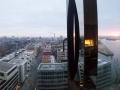 The Westin Hotel Hamburg - Blick aus dem Zimmer