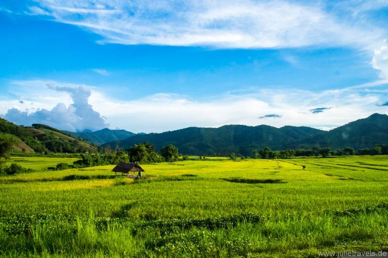 Der Norden Thailands