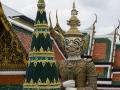 Wächter-Statue