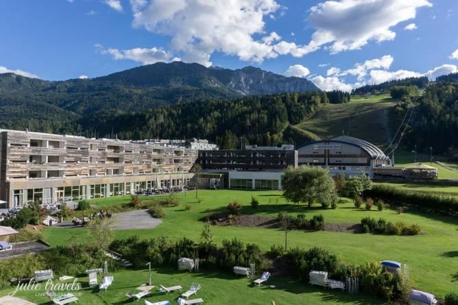 Hotel Carinzia Aussicht