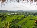Reisterrassen - die Aussicht von unserem Balkon