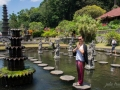 Wassergarten in Bali
