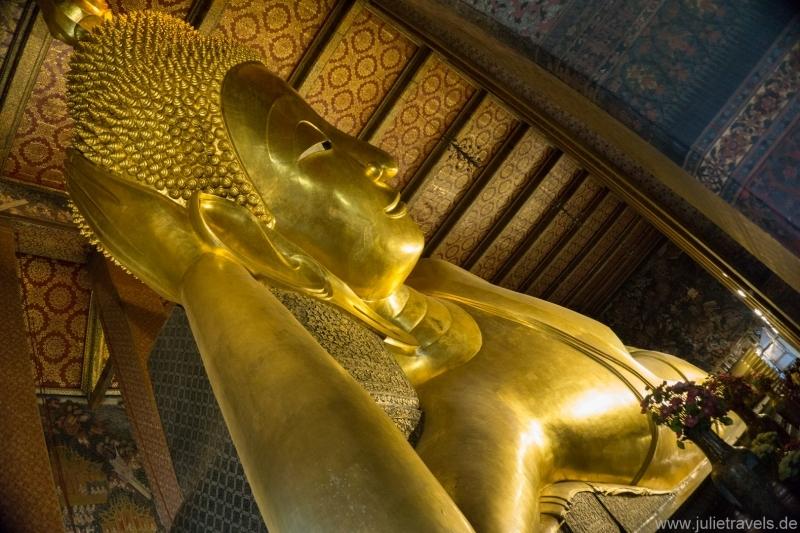Der liegende Buddha 2