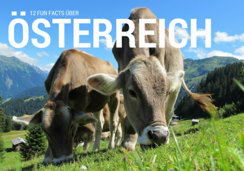 12 fun facts über Österreich