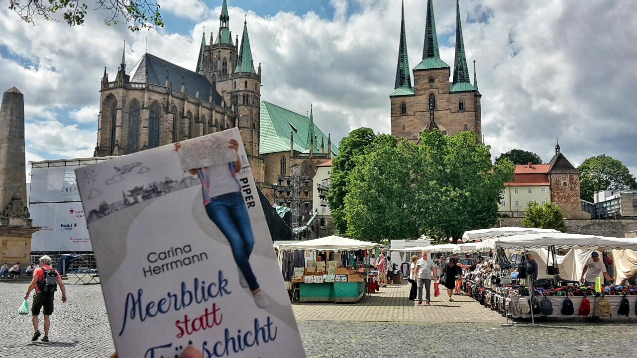 Meerblick statt Frühschicht in Erfurt