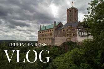Videotagebuch Thüringen Reise mit Bocathur