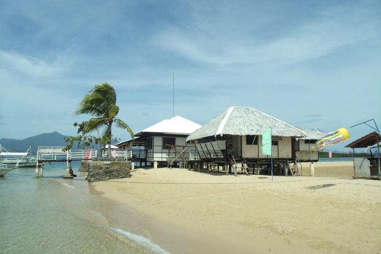 Luli Island auf den Philippinen