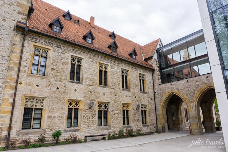 Das Augustinerkloster von außen