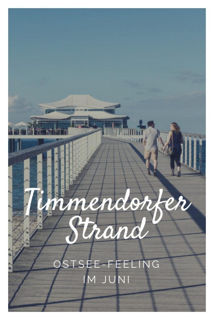 Pinterest Bild Timmendorfer Strand