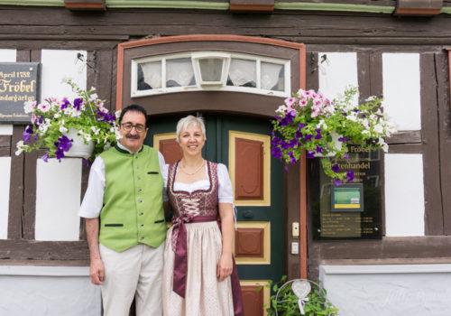 Das Fröbelhaus in Oberweißbach